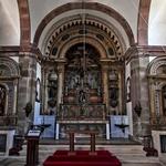 Capela do Convento de Sta Cruz - Buçaco