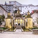 Jardim da Manga Coimbra. L/D
