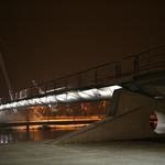 Chaves,Ponte pedonal