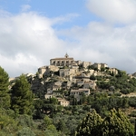 Gordes,aldeia provençal