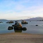 Praia em Coqueiros - Sc