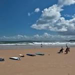Aulas de surf