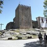 Turistas em Belmonte