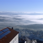 Neblina matinal