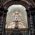 Igreja portuguesa em Olivença