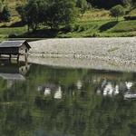 A casinha do lago