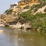 Praia S. Lourenço, Ribamar