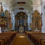 Igreja barroca de Irsee