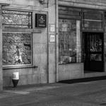 Reflexos vida na cidade