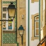 Detalhe rua antiga