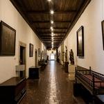 No Museu de arte sacra de Arouca