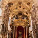 Altar principal do Mosteiro de Santa Cruz