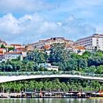 Coimbra para lá da  Ponte