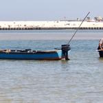 Pescador de ameijoas (2)