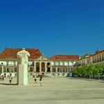 Pátio das Escolas - Universidade de Coimbra