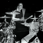 The drummer___