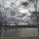 Mina S. Domingos. Praia fluvial