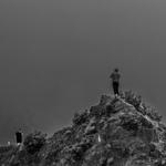 No cimo da montanha