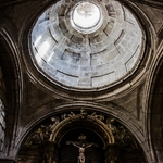 Zimbório da Igreja Matriz