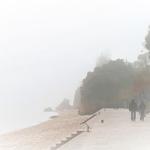 Nevoeiro.