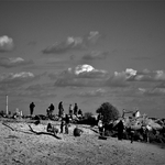 Praia de Albarquel.