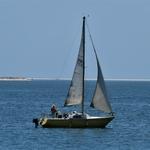 Barco à Vela.