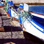 Barcos e Cordas.