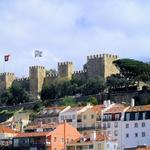 Castelo de S. Jorge.