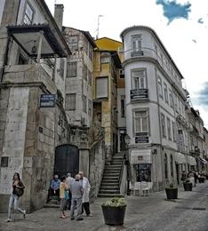 Chaves - Rua de Santo António