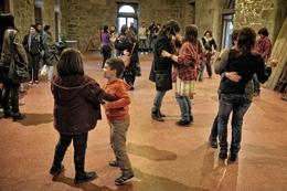 Dançando em Alhariz
