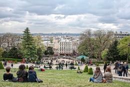 No Sacré-Coeur - Paris