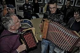 O sorriso do acordeonista