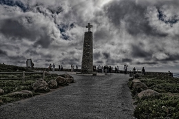 No Cabo da Roca