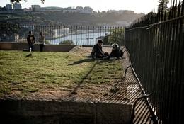 Ao sol no Porto