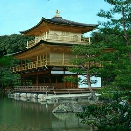 O templo dourado