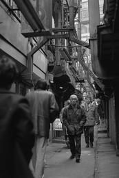 Tóquio essa desconhecida - as vielas