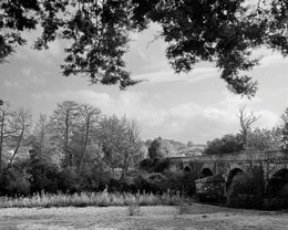 Ponte romana sobre o Zêzere