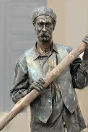 Estatua viva